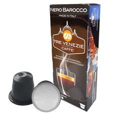 80 Nero Barocco Nespresso COMPATIBILI BACCELLI