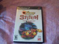 Stitch: Experiment 626  (Sony PlayStation 2, 2002) DISNEY CLASSICS RATED E