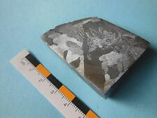 Meteorit Campo del Cielo, geätzt,  Eisenmeteorit