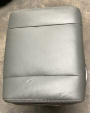 leather Adjustable footstool  With Storage