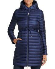 2017 Moncler Barbel Water Resistant Hooded Down Jacket Coat  Size 4 (8-10) $1190