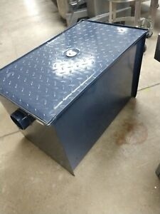 Grease Trap USED BK-GT-70 BK Resources