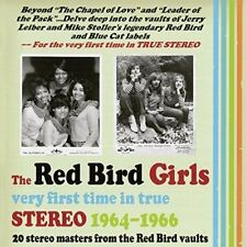 VARIOUS ARTISTS - THE RED BIRD GIRLS: VERY FIRST TIME IN TRUE STEREO 1964-1966 N
