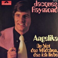 "7"" JACQUES RAYMOND aka RAY MONDO / FERRY DAVIS Angelika POLYDOR 1972 like NEW!"