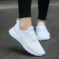 Women's Running Shoes Sneakers Breathable Mesh Sports Casual Shoes Fashion 2020
