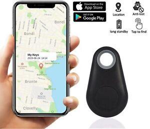 Mini Bluetooth Tracker Wireless Key Finder Alarm Wallet Car Pet Child Locator