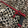 NEW Dangerous Power DP G5 Electronic Tournament Paintball Gun - Red/Black