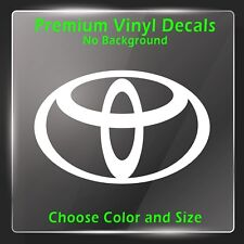 Toyota Decal - Toyota Sticker - TRD Tacoma Decals - Camry Decal - Celica Decals