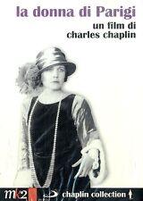 LA DONNA DI PARIGI di Charles Chaplin 2 DVD SIGILLATO