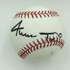 Willie Mays #24 Signed Autographed Official Major League Baseball With JSA COA