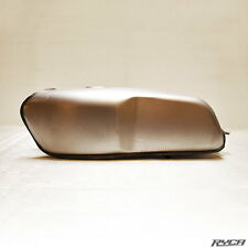 Custom Steel Fuel Tank 2.4 Gallon for Cafe Racer or Scrambler - Ryca Motors