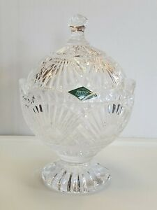 Shannon Crystal Freedom Covered Candy Dish by Godinger