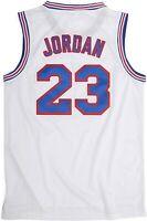 Men's Basketball Jersey 23# Michael Jordan Tune Squad Space Jam Jersey S-XXXL