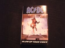 AC/DC - Blow Up Your Video - 1988 Cassette / Exc./ Angus Young / Hard Rock Metal
