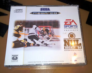 ## SEGA Mega-CD - NHL Hockey 94 - NEUWARE / SEALED / MCD Spiel ##