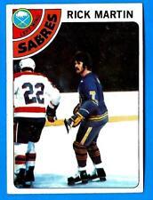 1978-79 Topps RICK MARTIN (ex) Buffalo Sabres  (a)