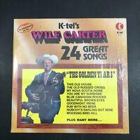 Wilf Carter - The Golden Years WC-316 Vinyl Lp VG+ P9