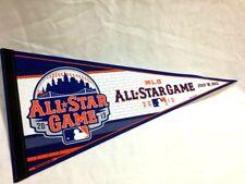 2013 MLB Baseball Allstar Game Pennant New York Mets Citi Field Stadium FREESHIP