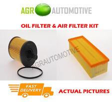 DIESEL SERVICE KIT OIL AIR FILTER FOR VOLKSWAGEN GOLF PLUS 1.9 90 BHP 2005-08