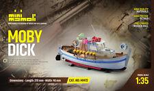 MM72 Moby Dick ( modellino in legno da costruire )