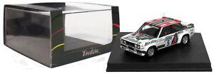 Trofeu 1423 Fiat 131 Abarth RAC Rally 1978 - W Rohrl 1/43 Scale