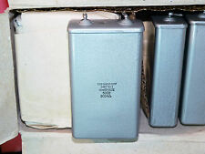 1 x NOS 4uF 500V 10% MBGCh-1 PIO Paper-in-Oil Military Grade USSR Capacitors