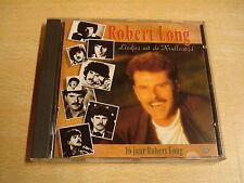 CD / ROBERT LONG - LIEDJES UIT DE KRULLENTIJD