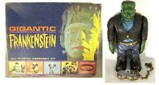 Aurora 1964 Gigantic Frankenstein Big Frankie Model Kit - Assembled With Box