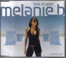 Melanie B-Feels So good cd maxi single incl video