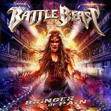BATTLE BEAST - BRINGER OF PAIN  DELUXE  CD NEU