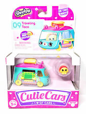 Shopkins Cutie Cars #09 Traveling Taco Series 1 New