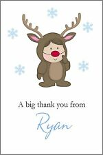 Christmas Thank You Cards and Stationery