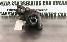 2004 PEUGEOT 307 SW ESTATE 1.6 HDI 9HZ - TURBO CHARGER 9656125680 #1569C