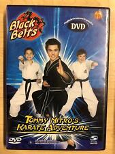 Tommy Nitros Karate Adventure (DVD, 2005, Black Belts) - E1125