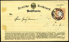 DR 1872 3 auf KARTE im KREUZERGEBIET BEFUND HENNIES BPP(Z1047
