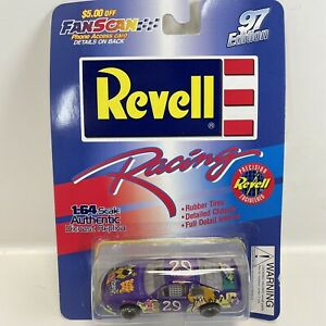 Revell Racing 97 Edition #29 Scooby Doo Race Car 1/64 Scale Robert Pressley New