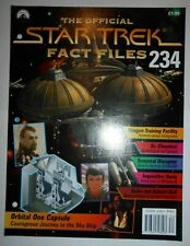 THE OFFICIAL STAR TREK FACT FILES #234