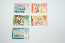 Russia 1978 MNH  History of postal service. Sc# 4715-4719