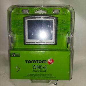 TomTom One S 3rd Edition Portable GPS Factory Sealed