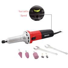 750W Electric Straight Die Grinder Handheld Variable Speed Grinding Rotary Tools