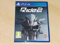 Ride 2 PS4 Playstation 4 **FREE UK POSTAGE**