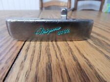 "MIZUNO 0702 PUTTER,Right Handed,Original Grip,35"",Made in USA"
