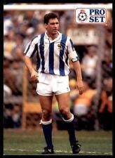 Pro Set Fußball 1991-1992 SHEFFIELD WEDNESDAY Nigel Pearson #333