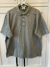 Lacoste polo shirt Size 7 made in italy XL