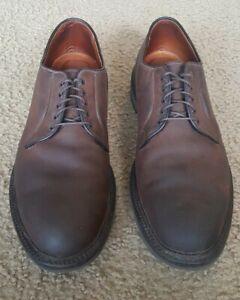 Alden Men's Plain Toe Blucher