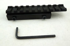 Picatinny Weaver Rail Adapter Scope Mount for Daisy Air Rifle Pellet Gun