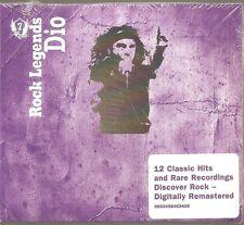 """DIO """"Rock Legends"""" CD Digi sealed 2007"""