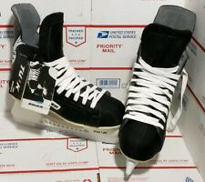 New Bauer Impact 100 Hockey Skates Size 8 Shoe Size 9.5 Width D Style1000126
