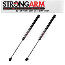 2 pc Strong Arm Back Glass Lift Supports for Chevrolet S10 Blazer 1983-1994 mr