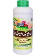Purin d' orties origine naturelle insecticide PUCERONS ACARIENS MILDIOU 1L NATUR